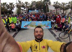 Olcay Ormankıran ile İzmir bisiklet rotaları ve 'Az Bilinen Antik Kentler Turu' üzerine